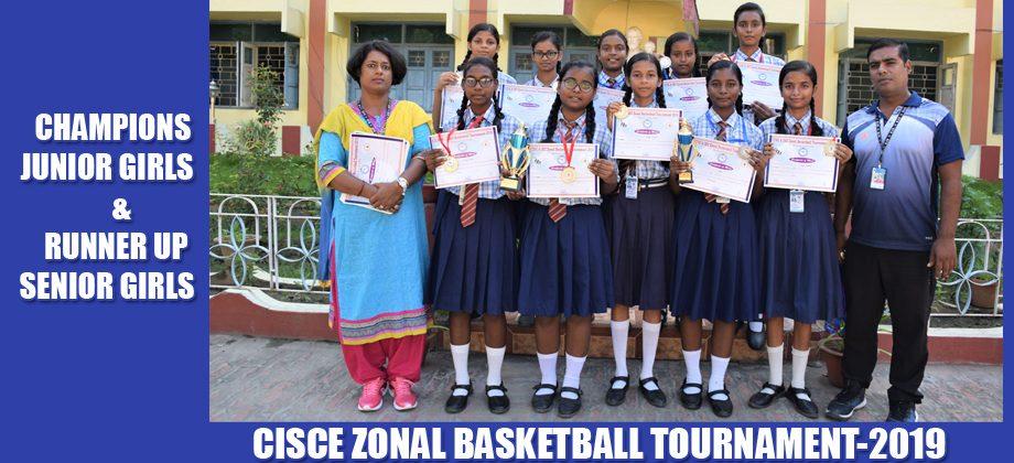 ICSE BASKET BALL GIRLS